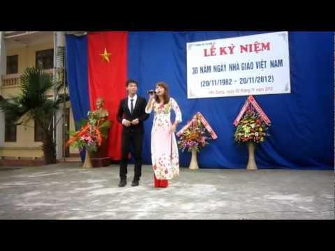 Cựu HS YD1 (Trần Thắng- Hoàng Yến) . 20-11-2012.MOV