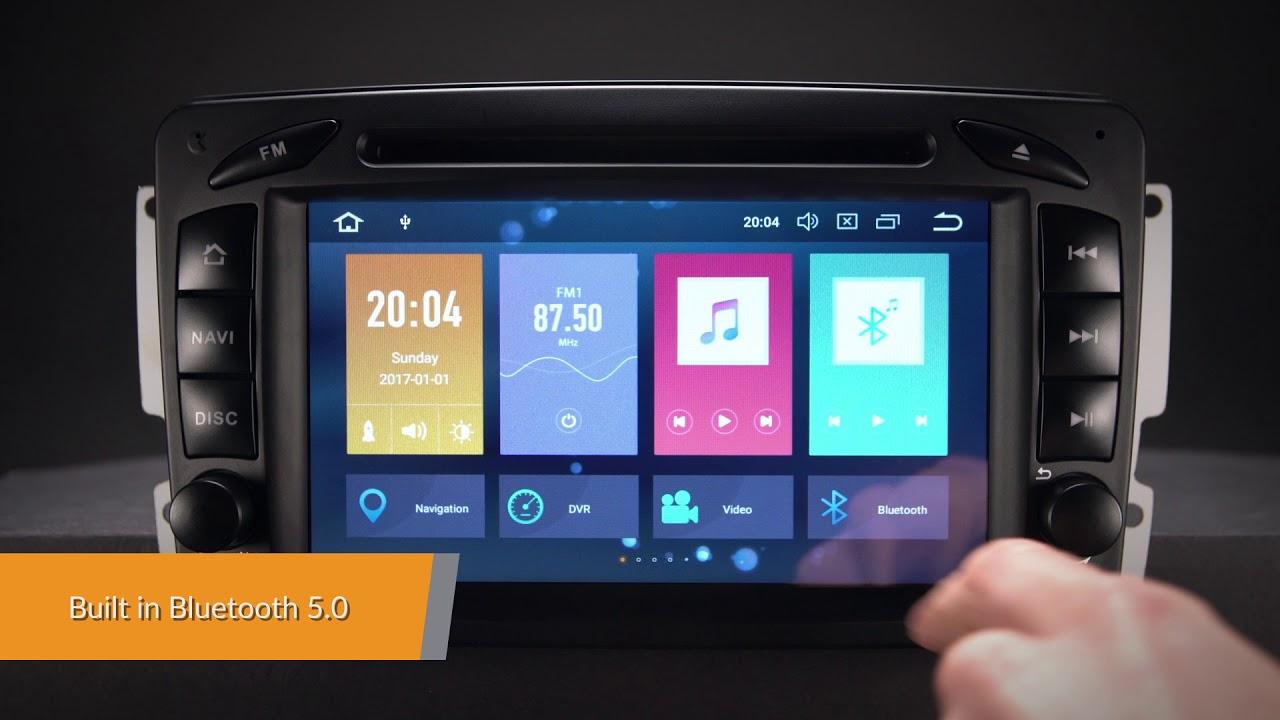 Mercedes Android Auto Nachrüsten