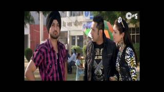 Diljit Breaks Up From Moge Wali Pinky - Jihne Mera Dil Luteya - Movie Scenes