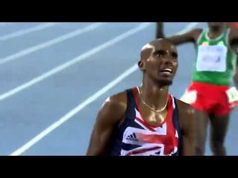 Jeilan beats Mo Farah 10,000m in Daegu World Championships 2011