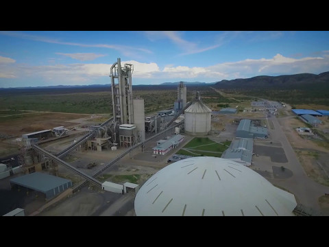 New Production Line at Ohorongo Cement