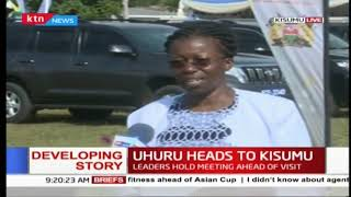 Key issues that Kisumu residents want President Uhuru to address