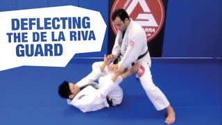 GB Learning: Deflecting the De La Riva Guard Video Lesson
