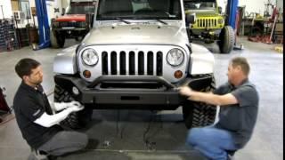 OR-Fab 83228 Bumper Installation