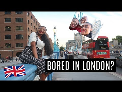DON'T GO TO LONDON??!! TRIP TO THE UK | TRAVEL VLOG