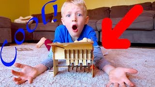 How To Make An Automaton! Kids Homeschool Project Kiwico Tinker Crate!