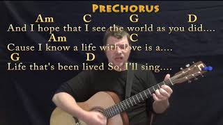 Supermarket Flowers Ed Sheeran Strum Guitar Cover Lesson In G With Chords Lyrics