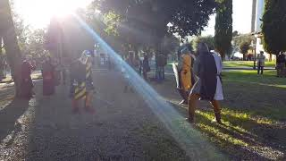 Antichi Popoli: Duelli medievali a San Casciano  2017. Video 1 di 5