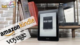 Обзор E Ink ридера Amazon Kindle Voyage