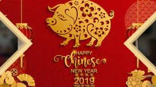 Happy Chinese New Year 4 Februari 2019