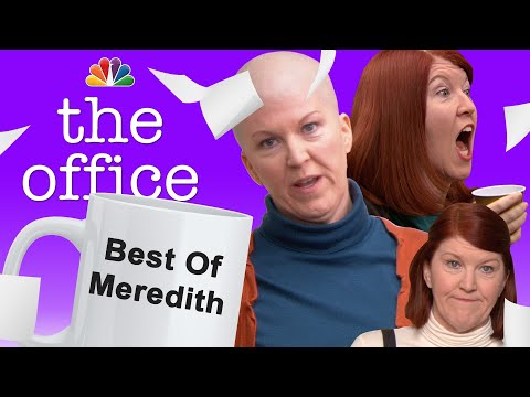 The Best Of Meredith Palmer - The Office (Digital Exclusive)