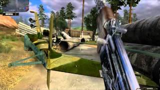 S.T.A.L.K.E.R. - Paradise Lost Mod \ тест аварии вертолета(, 2011-08-03T00:16:43.000Z)