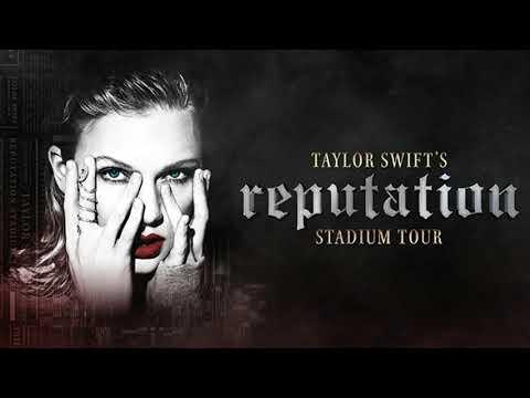Taylor Swift - Bad Blood / Should've Said No (Live) /Reputation Stadium Tour