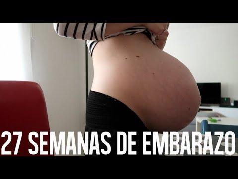 De semana gemelar 27 embarazo