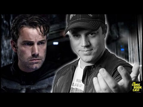 Geoff Johns Removed From The Batman Film Speculation & Evidence