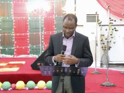 opening speech 3rd anniversary pastor austin ologbese pastor austin ...