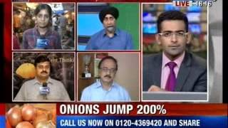Onion Price Hike Reason: May Be Due To Hoarding - Central Government