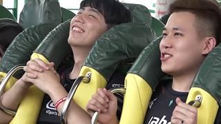 劍湖山粉絲見面同樂會 歡樂跳表花絮不短片 上集! thumbnail