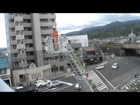 【小田原市】梯子1号車2
