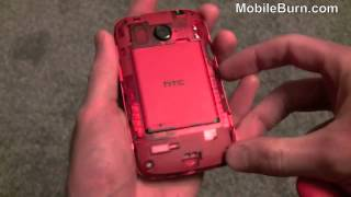 HTC Desire C video review