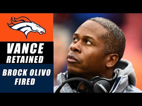 Broncos Stick with Vance Joseph - Fire Several Assistants