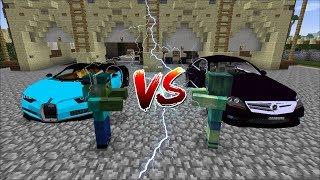 Minecraft BOYFRIEND CAR VS GIRLFRIEND CAR / FIND OUT WHICH CAR IS BEST TO DRIVE !! Minecraft Mods