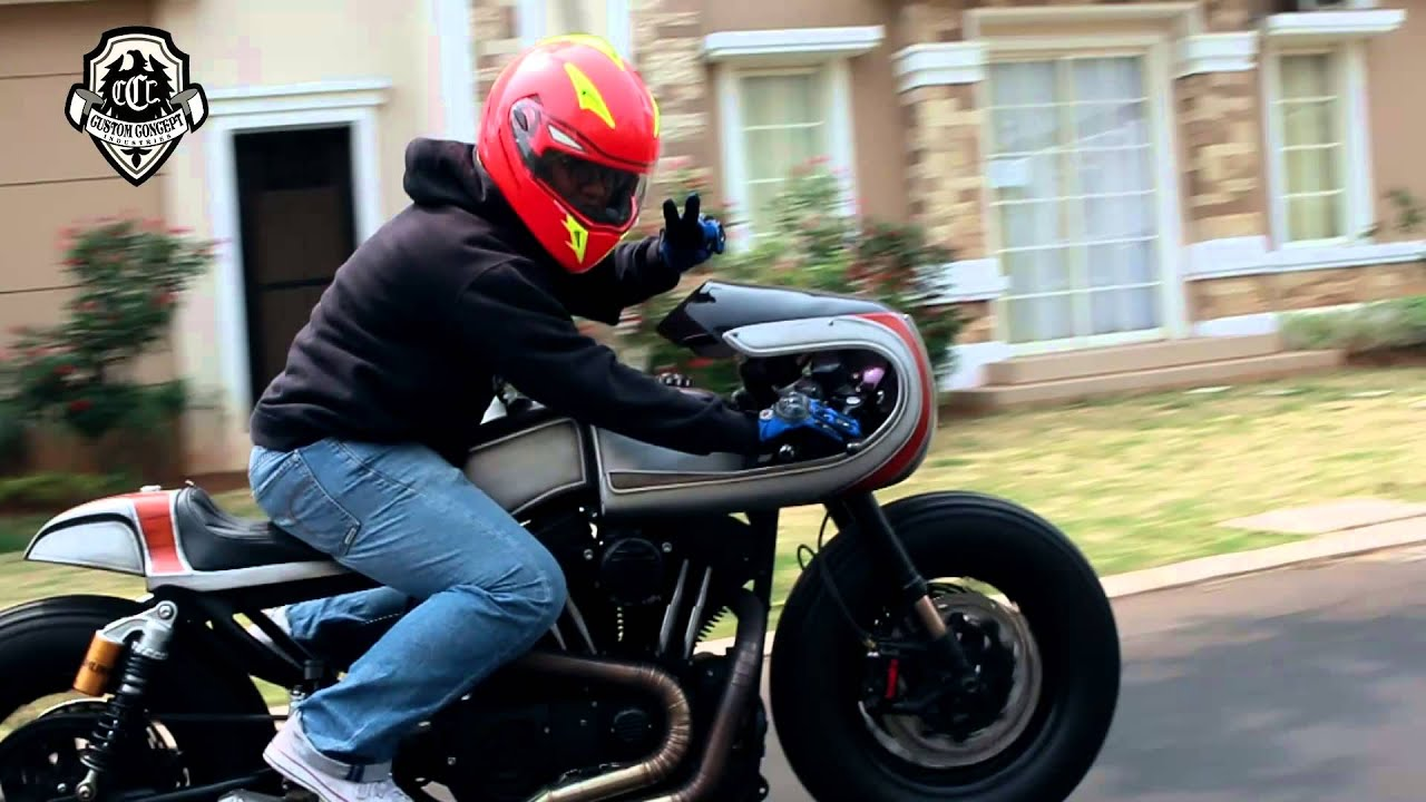 hd cafe racer - youtube