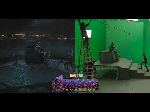 Avengers: Endgame | VFX By Digital Domain