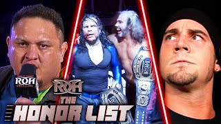 Best Ring Of Honor Wrestlers
