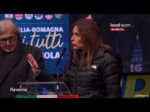 LIVE Berlusconi, Meloni E Salvini A Ravenna: Diretta Video