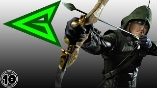 Top 10 Green Arrow Shocking Facts