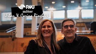 PMU möter - Urban och Carina Ringbäck