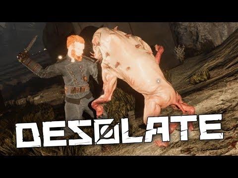 Desolate - НА НАС НАПАЛИ...
