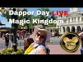 Meyers and the Mouse Live Stream Magic Kingdom. So Dapper