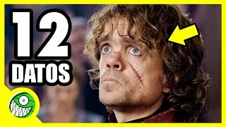 12 curiosidades sobre GAME OF THRONES