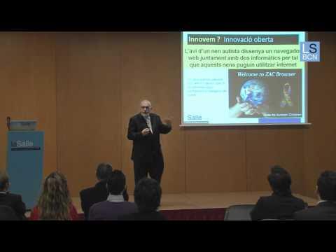 Innovem? - Conferència La Salle Campus Barcelona.