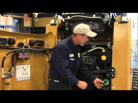 hqdefault ask dale 250 hour skid steer service (michigan cat) youtube 3126 Caterpillar Wiring Diagrams at readyjetset.co