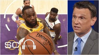 LeBron James had a different bounce to him vs. Zion Williamson - Tim Legler | SC with SVP