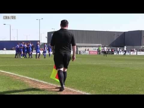 CTTV Highlights: CORBY tOWN 0 - 2 Whitby Town:
