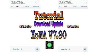 Gambar cover Cara download YoWA V7.90