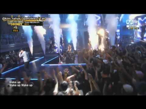 Basick Stand Up Feat. MAMAMOO Sub English Show Me The Money 4 (Semi-Final)