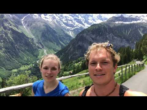 A Weekend in Switzerland (Paragliding)