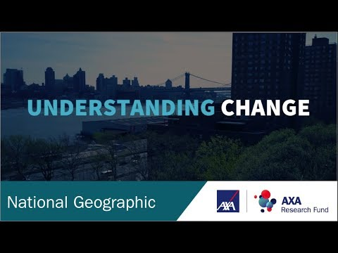 Resilient Cities | Insurance: Enabling Resilience for Cities | Ep#5 | AXA Research Fund
