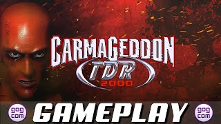 Carmageddon TDR 2000  - PC HD Gameplay 1080p / 60 FPS ( No Commentary )