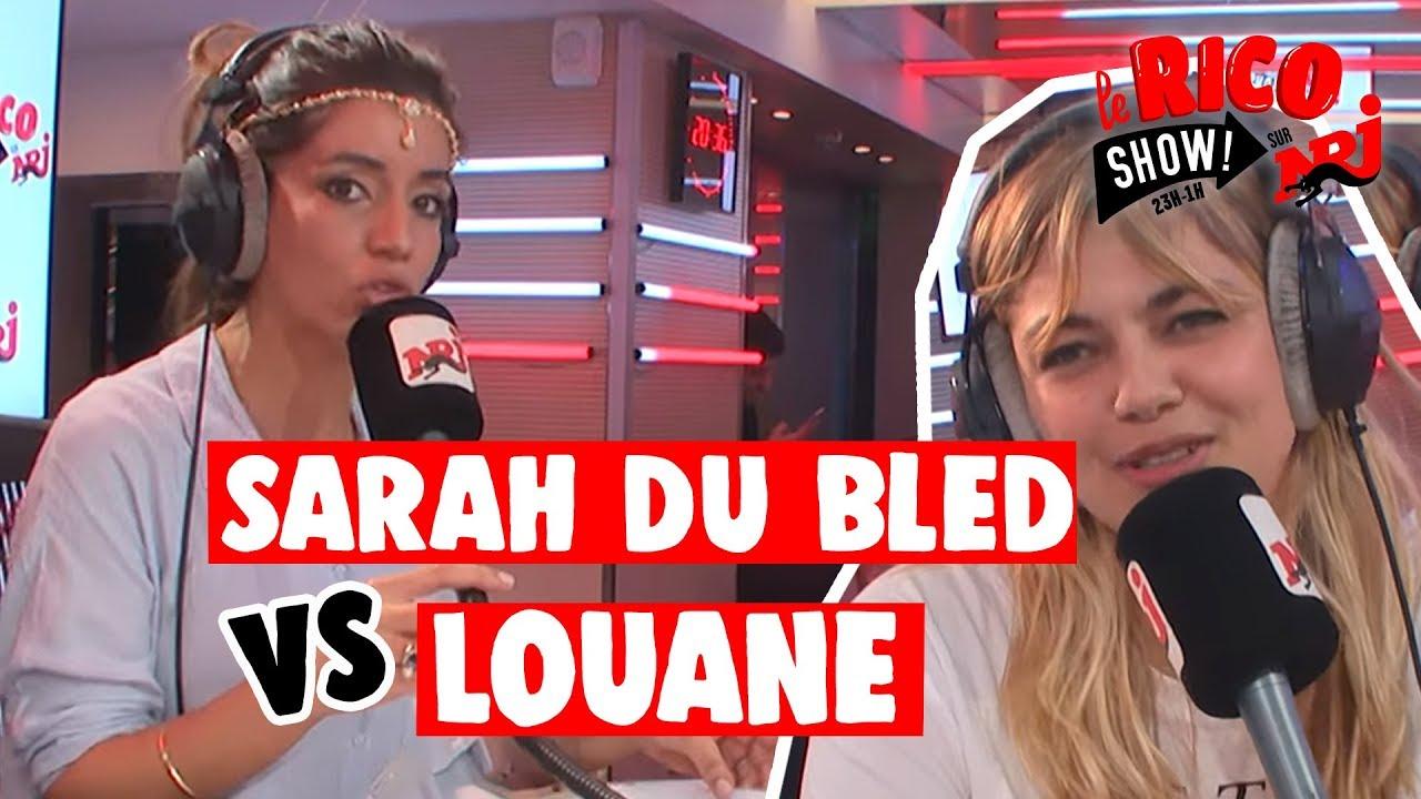 Louane aide Sarah du Bled à plaquer son mec ! - Le Rico Show sur NRJ