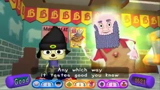 Parappa the Rapper 2 - Stage 1 (Black Hat) (MAX Difficulty)
