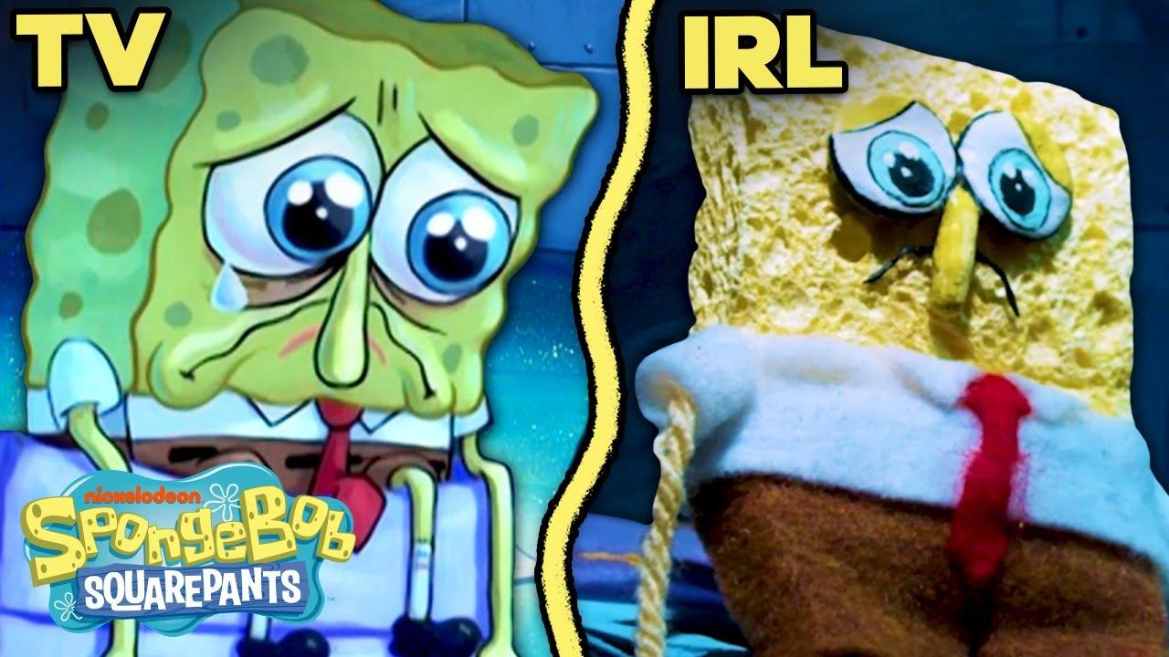 "Download ""Gary Come Home"" Music Video IRL 🐌 | SpongeBob"