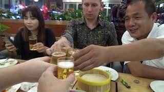 Как есть утку по-пекински и креветок. Ресторан Феникс в Санья - Жизнь в Китае #181