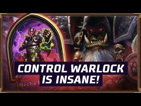 Control Warlock Is Insane! | The Boomsday Project | Hearthstone