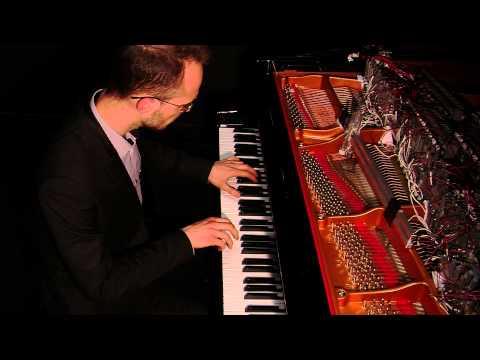piano part from brilliant Encore by Nicolas Jaar